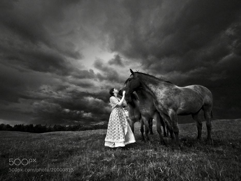 Photograph Ewa by Leszek Paradowski on 500px