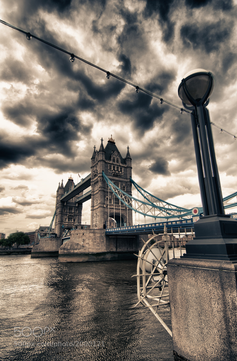 Photograph London Tower Bridge by Marcel Bednarz on 500px