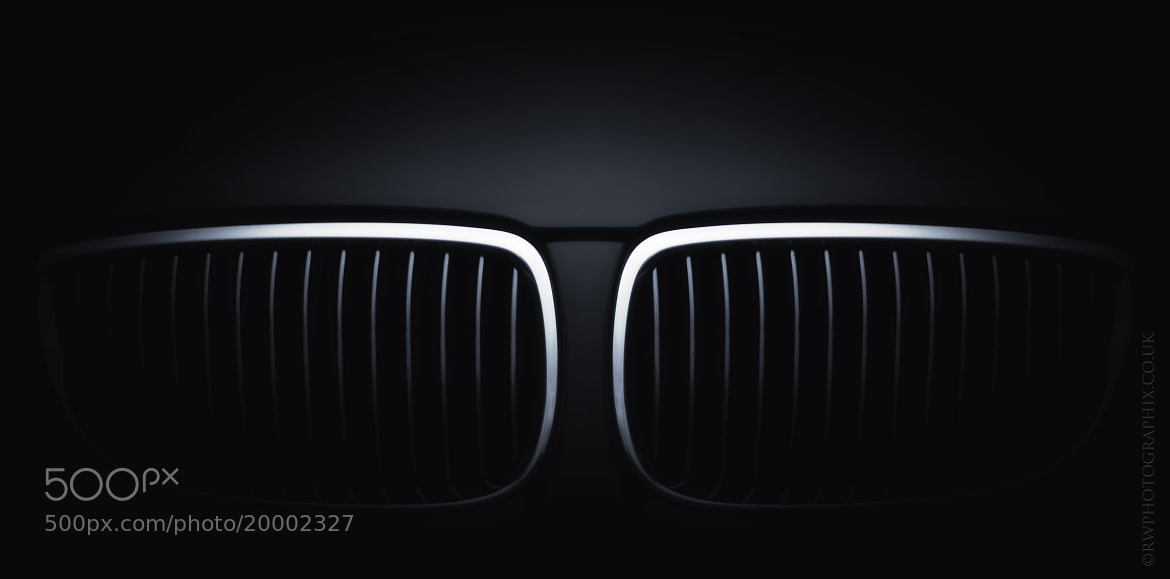 Photograph De-Badged Beemer by Ryan Williams on 500px