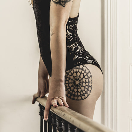Tattoos & Bodysuit, Canon EOS 7D, Canon EF 400mm f/2.8L