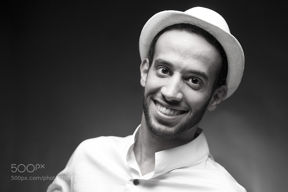 Photograph Happy Portrait by Raeid Allehyani on 500px