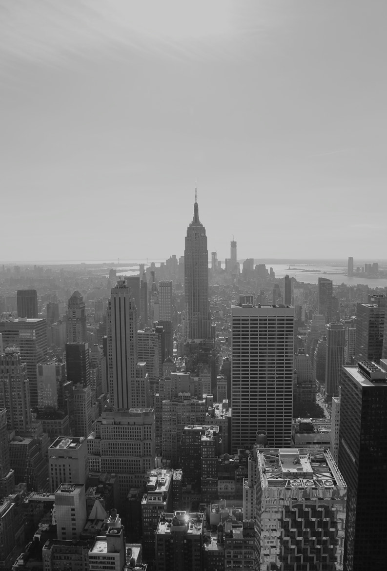 Photograph black and white nyc by Al Assa on 500px