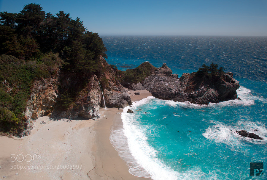 Photograph McWay Falls by Patrick Zander on 500px