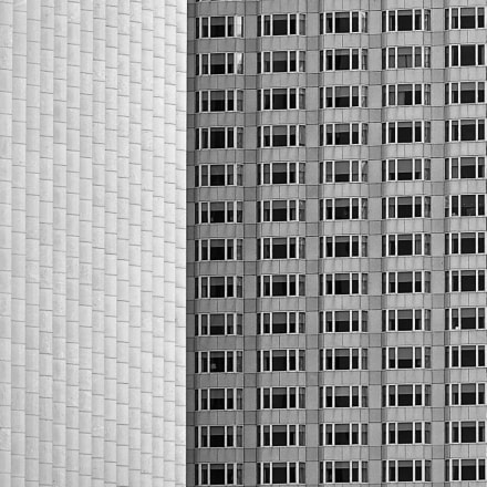 Chicago Building Architecture, Olympus E-M1MarkII, Lumix G X Vario 35-100mm F2.8 Power OIS