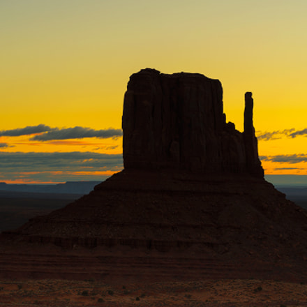 Monument Valley, RICOH PENTAX 645Z, HD PENTAX-D FA 645 90mm F2.8 ED AW SR