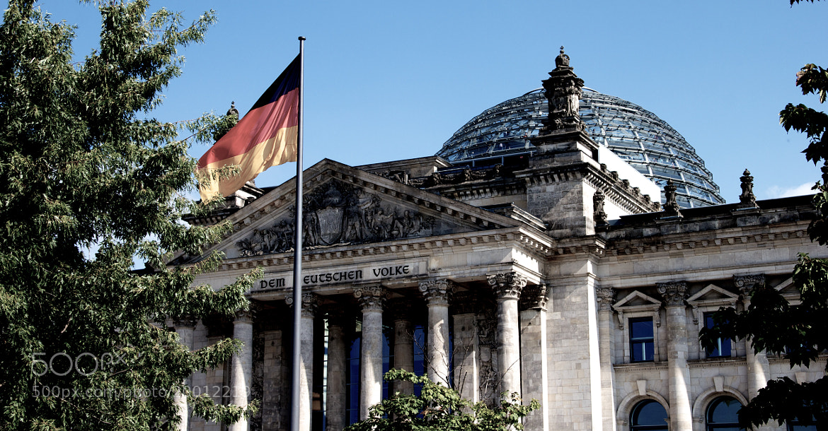 Photograph Reichstag, Berlin by Kerim Karahan on 500px