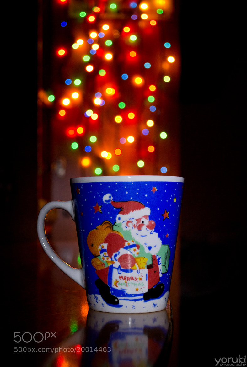 Photograph Santa Mug by Magdalena S. on 500px