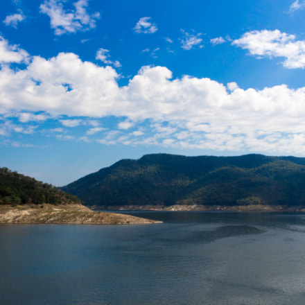 dam, Canon EOS 700D, Canon EF-S 18-55mm f/3.5-5.6 IS STM