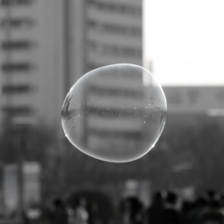 Bubble., Canon EOS 80D, Canon EF-S 18-200mm f/3.5-5.6 IS