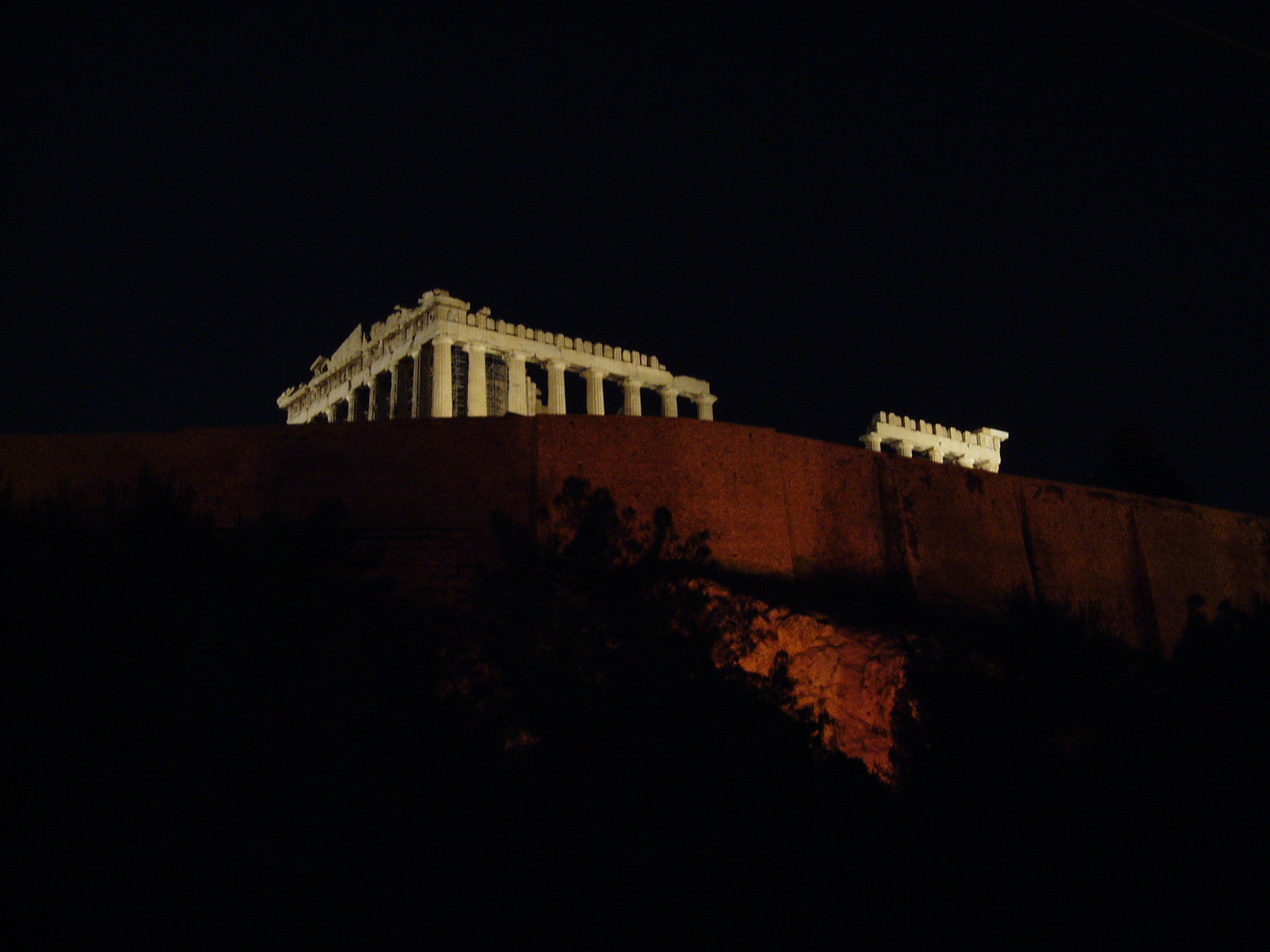 Photograph Acropolis by night by marc marsman on 500px