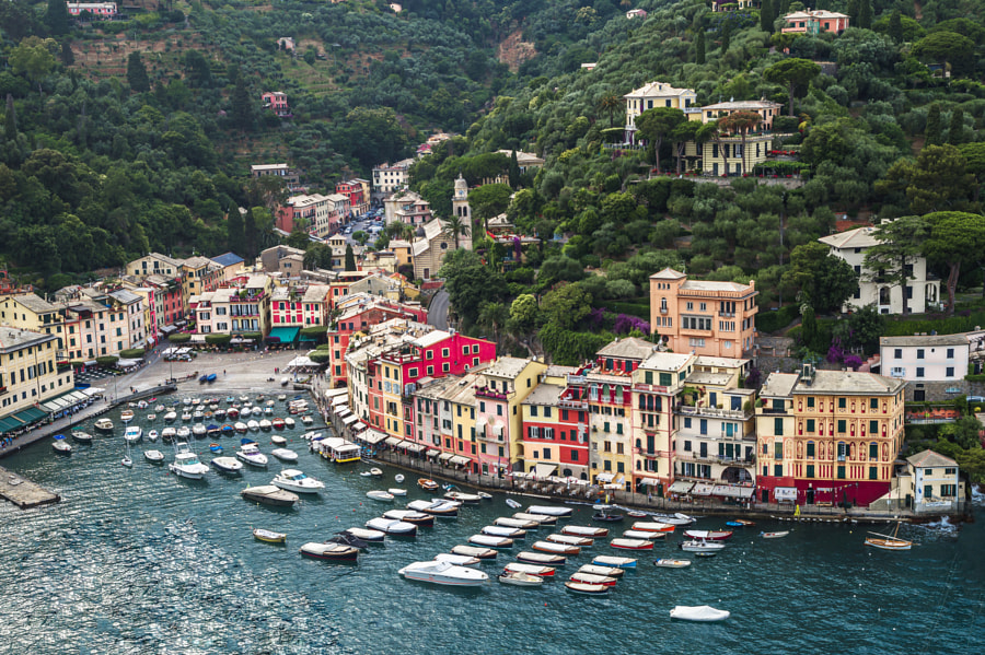 Portofino by Raceala Elena on 500px.com