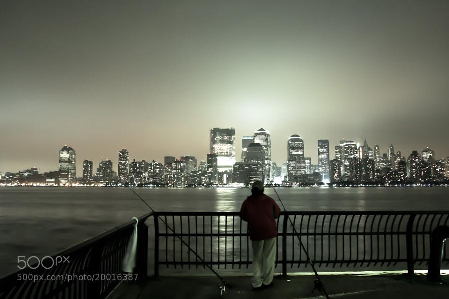 New York City - Fishermen