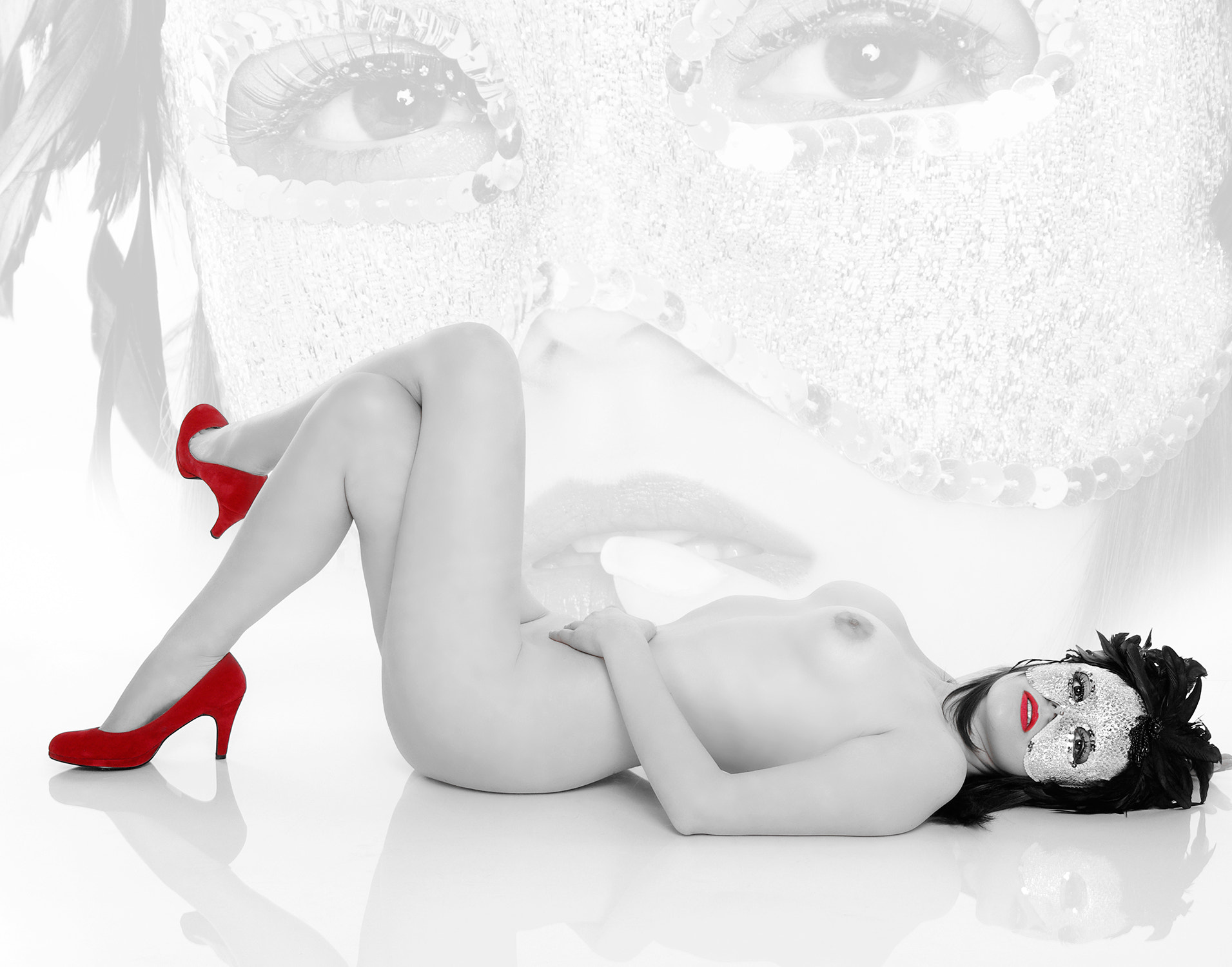 Photograph Red Shoes by Michael Hesseler on 500px