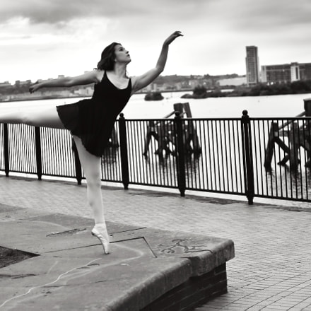 Urban Ballet Project 2016, Nikon D4S, AF-S Nikkor 600mm f/4D IF-ED II