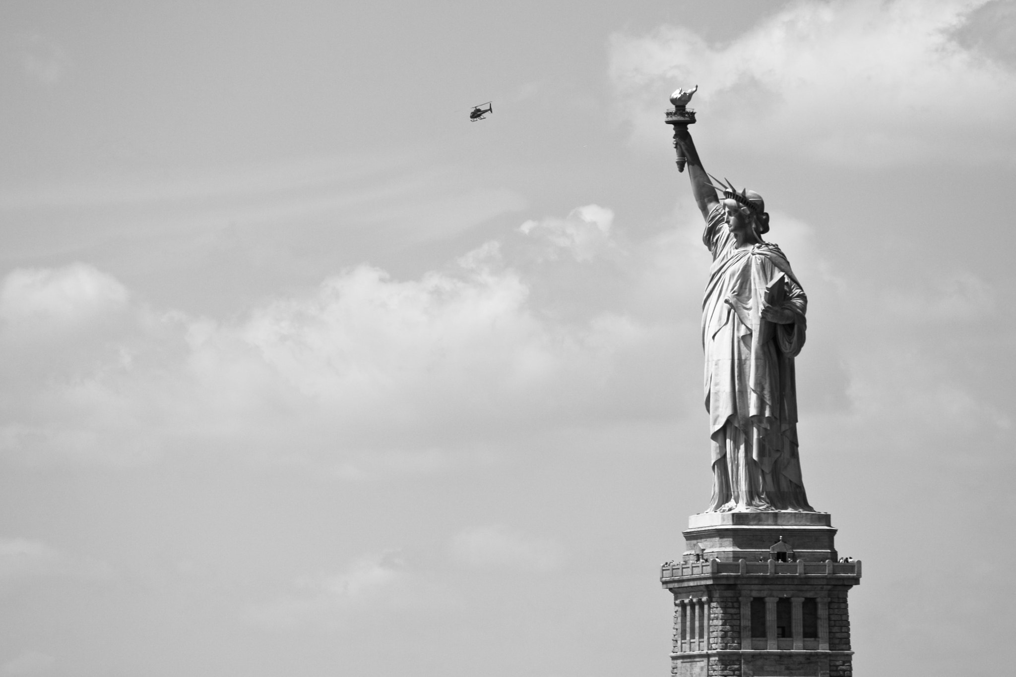 Photograph Statue of Liberty - New York City by Philippe Siccardi on 500px