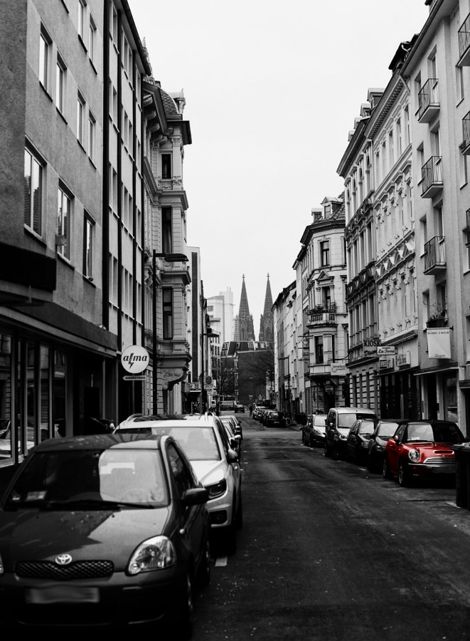From Cologne with Love von Philipp Gabriel auf 500px.com