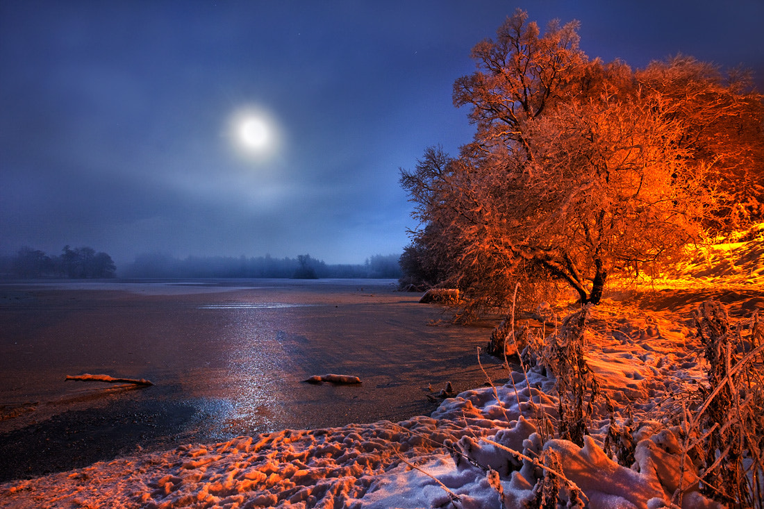 Photograph Moonshine by Stephen Emerson on 500px