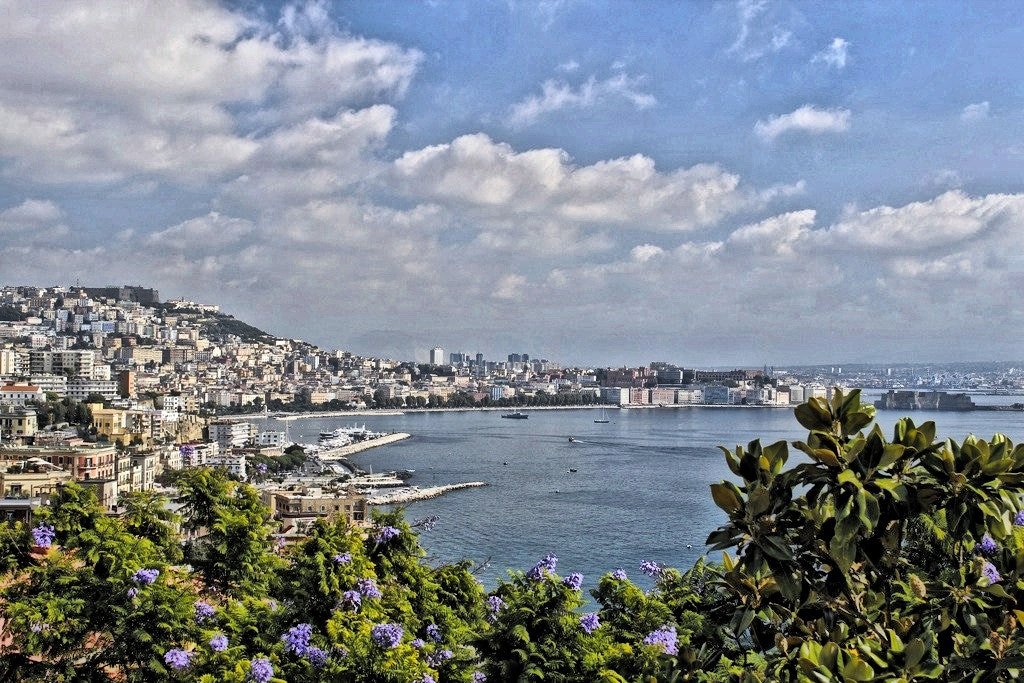 Photograph View of the bay, Naples by Diane  Lee on 500px