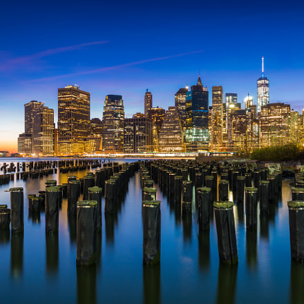 Lower Manhattan, New York, Canon EOS 70D, Canon EF 16-35mm f/4L IS USM