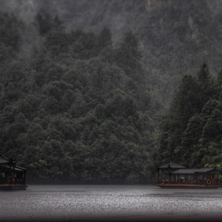 Boats of the lake #2, Canon EOS 500D, Canon EF 35-105mm f/3.5-4.5