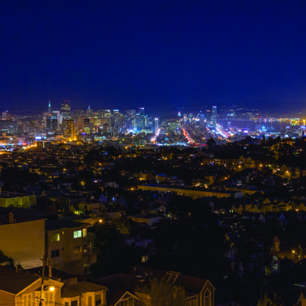 San Francisco Landscape at, Canon EOS REBEL T4I, Sigma 18-35mm f/1.8 DC HSM