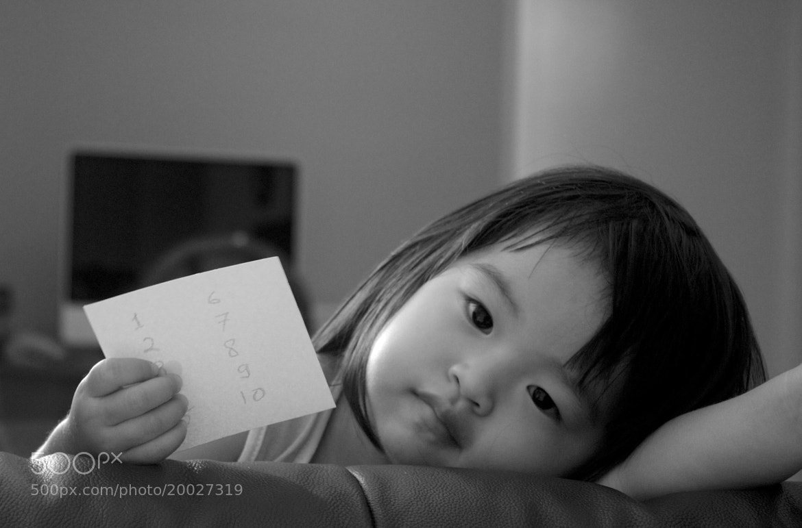 Photograph Counting 1 to 10 by William NT on 500px