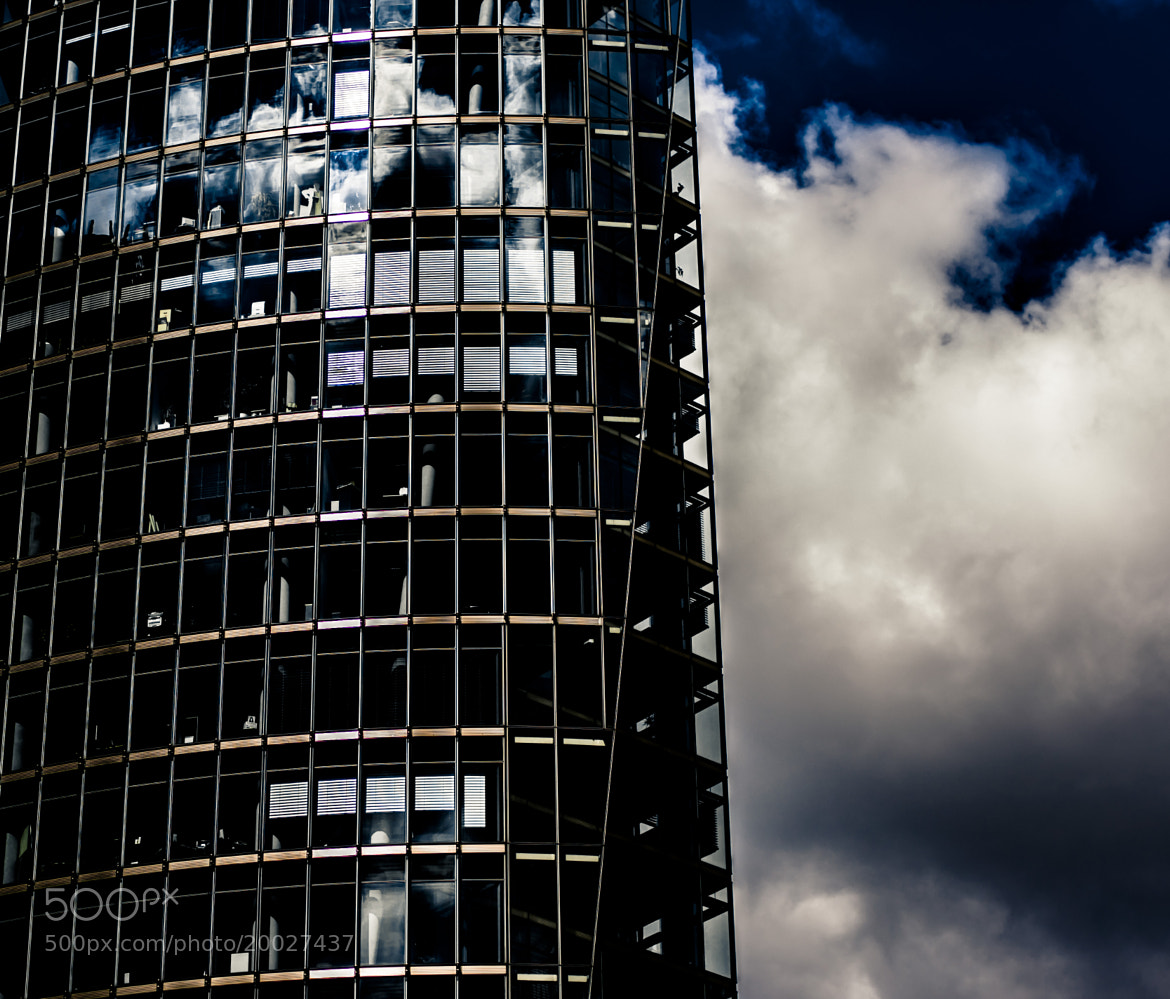 Photograph Suggestion. Sky urban by Cecilia Brera on 500px