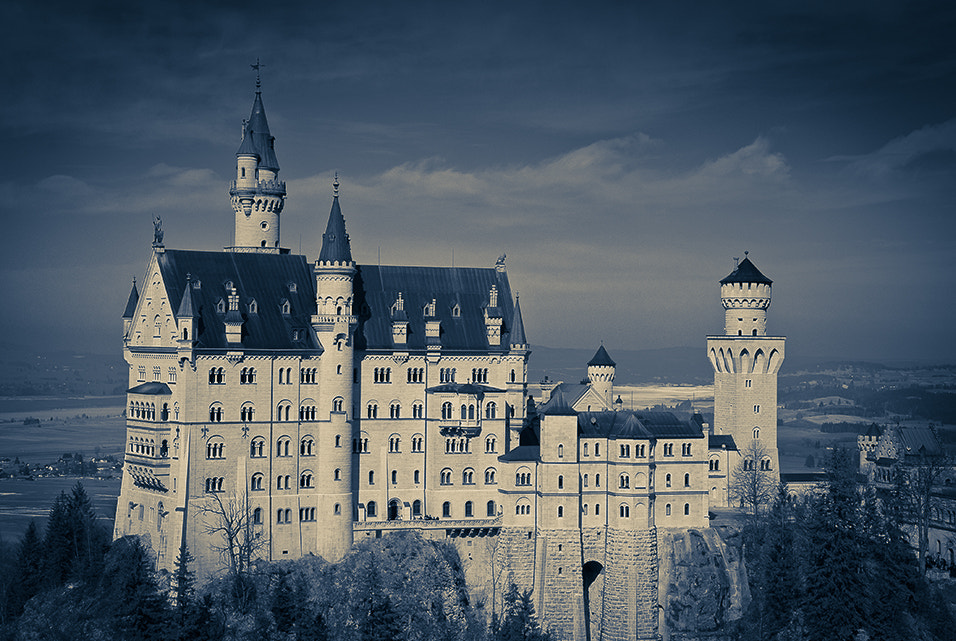 Photograph the castle by Tobias Milz on 500px