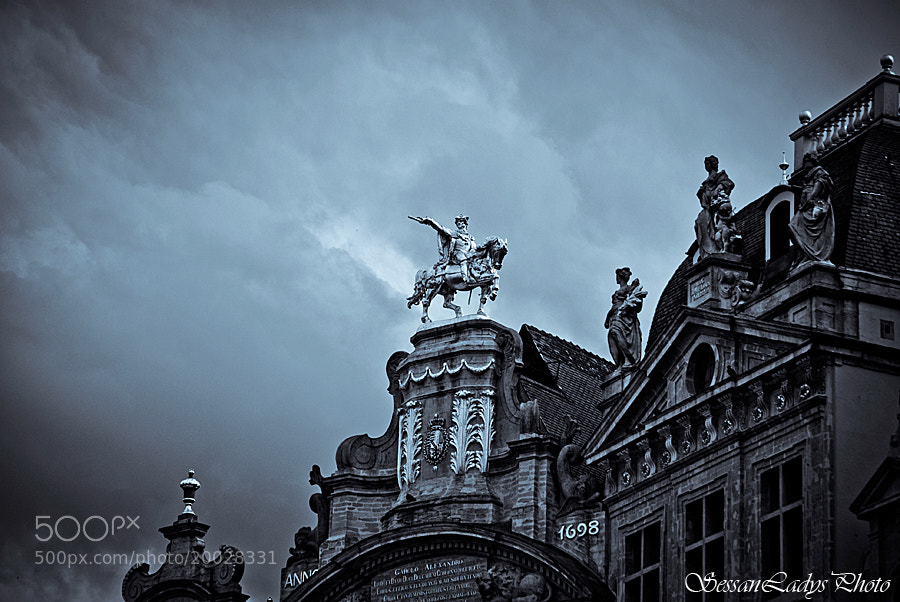 Photograph Brusselz by Sessan Laret on 500px
