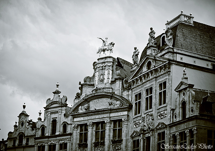 Photograph Brussels by Sessan Laret on 500px