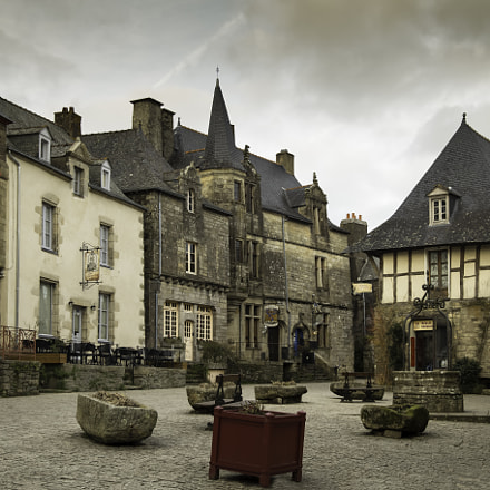 Rochefort-en-Terre, Brittany, Canon EOS 6D, Canon EF 24-105mm f/3.5-5.6 IS STM
