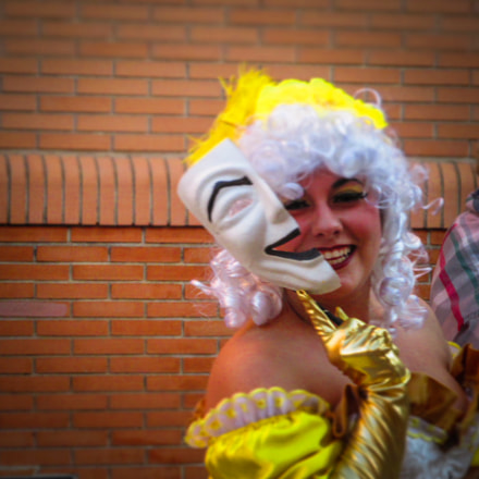 Carnival, Canon POWERSHOT SX170 IS