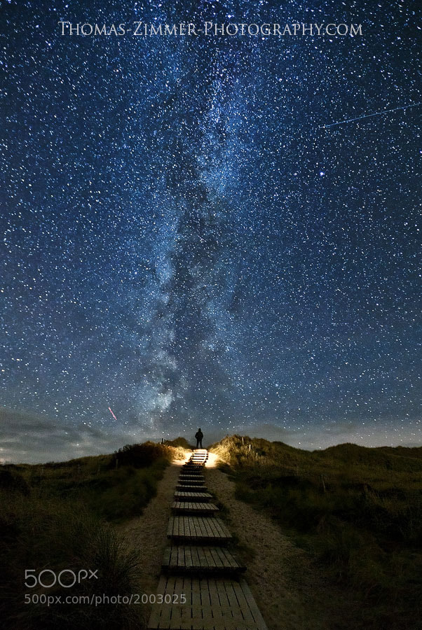 My God, it's full of stars by Thomas Zimmer on 500px.com