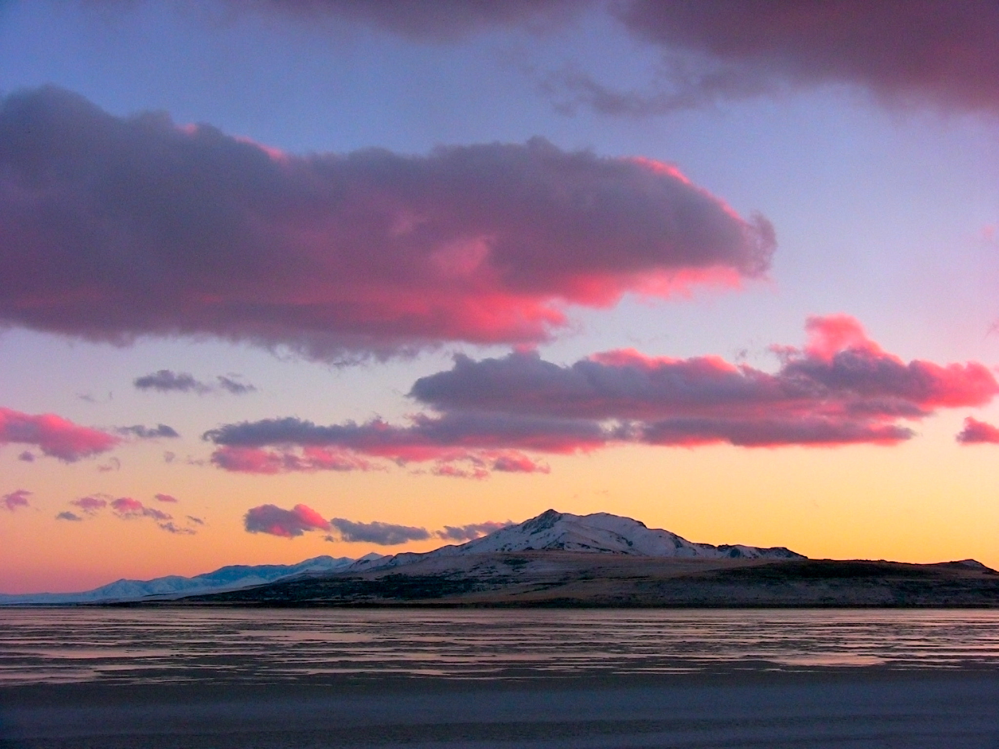 Photograph Antelope Island Sunset by Christian Madsen on 500px