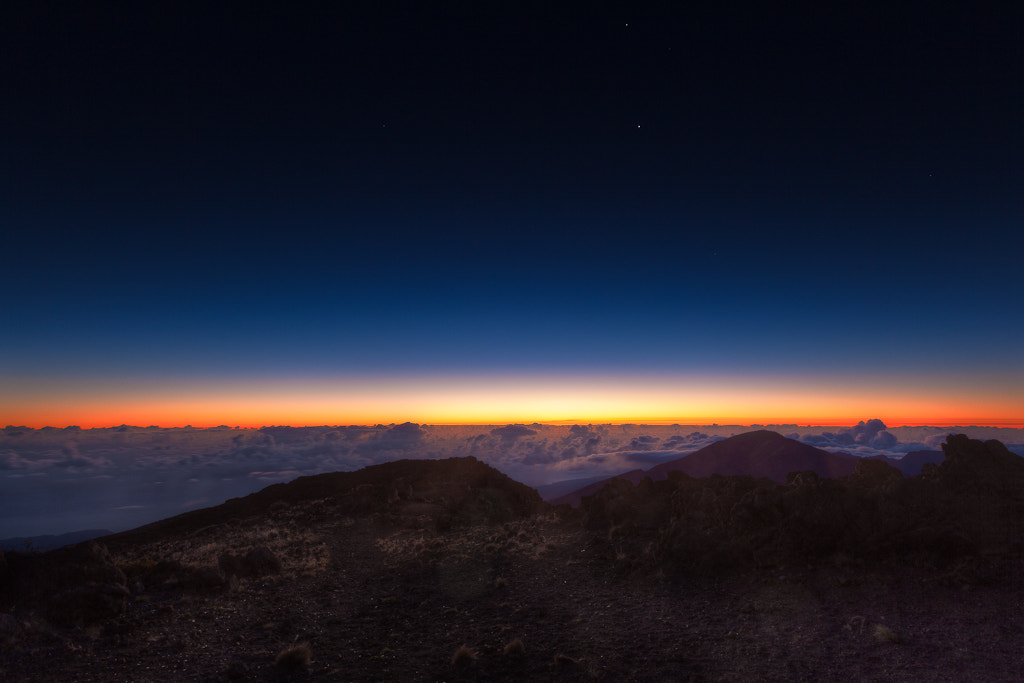 Photograph Volcanic Sunrise by  W Brian Duncan on 500px