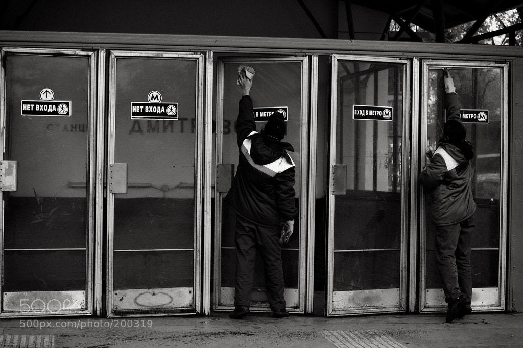 Photograph NO ENTRY!!!1 by Alejandro Stolov on 500px