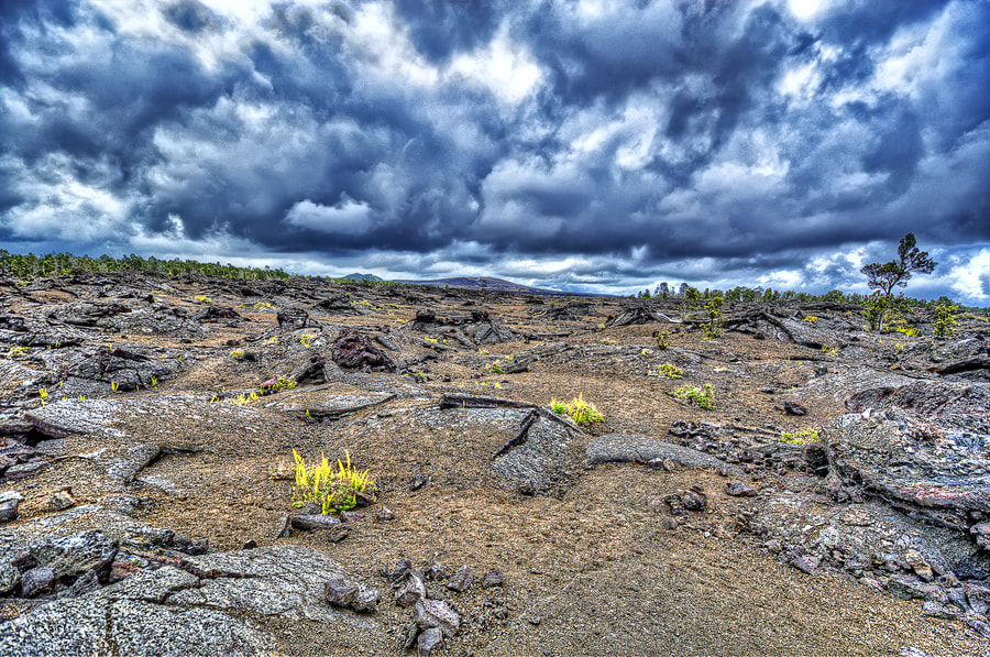 Photograph Lava of the Sky by Nerijus Lostinhdr on 500px