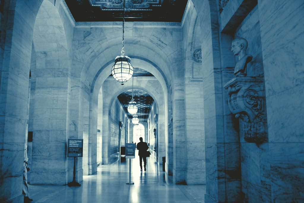 Photograph New York Public Library by Poppy Rose on 500px