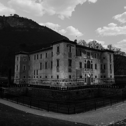Palazzo delle Albere, Canon EOS 7D, Tamron AF 17-50mm f/2.8 Di-II LD Aspherical
