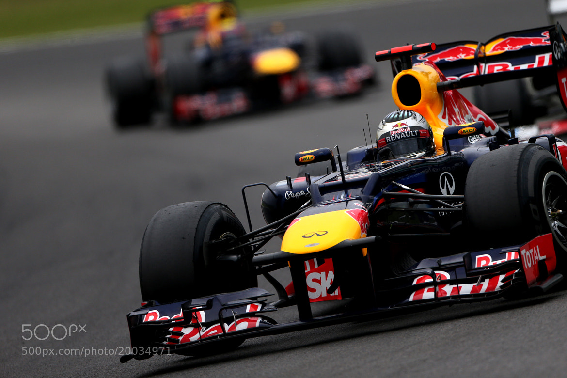 Photograph Red Bull Racing 2012 by Bruno  Terena on 500px