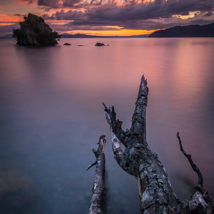 Lake Taupo Bliss, Canon EOS 6D, Sigma 10-20mm f/3.5 EX DC HSM