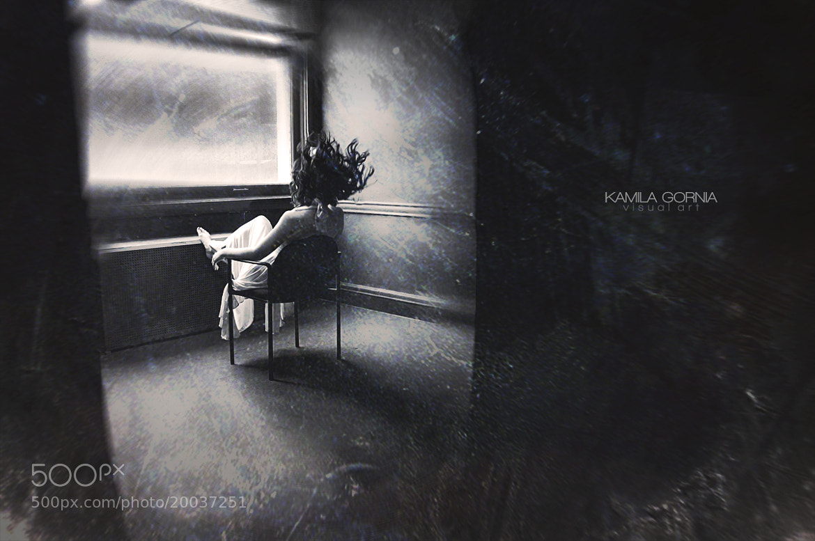 Photograph Between Lonely Walls by Kamila Gornia on 500px