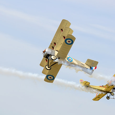 Dogfight Over Shoreham, Nikon D7000, AF-S VR Zoom-Nikkor 70-300mm f/4.5-5.6G IF-ED