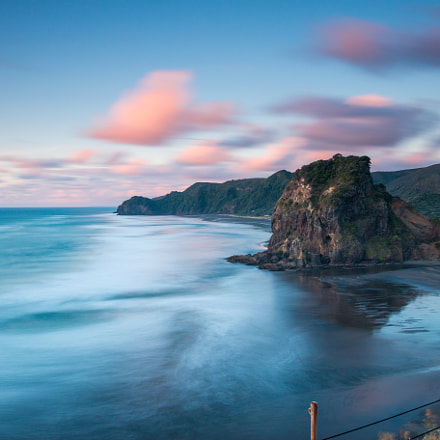 Lion Rock, Piha Beach, Canon EOS 70D, Sigma 18-35mm f/1.8 DC HSM