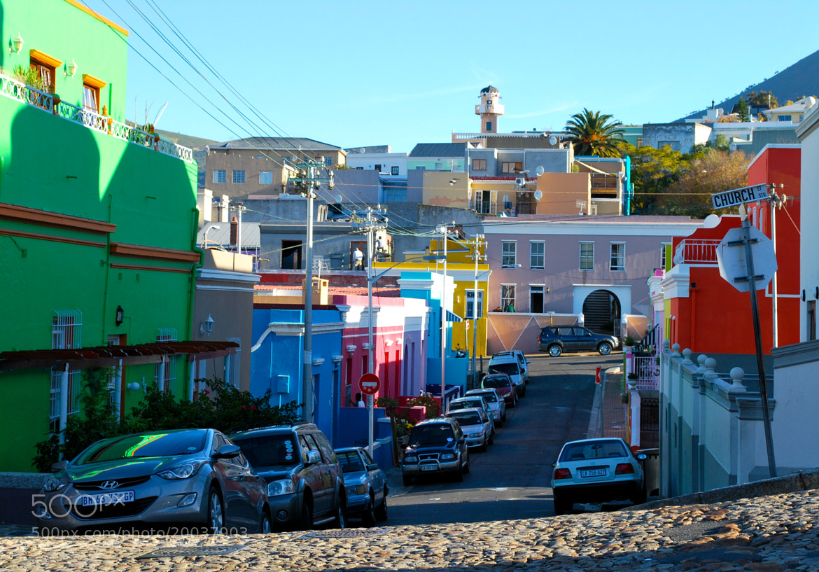 Photograph Colors of Bo Kaap by Willa Hu on 500px