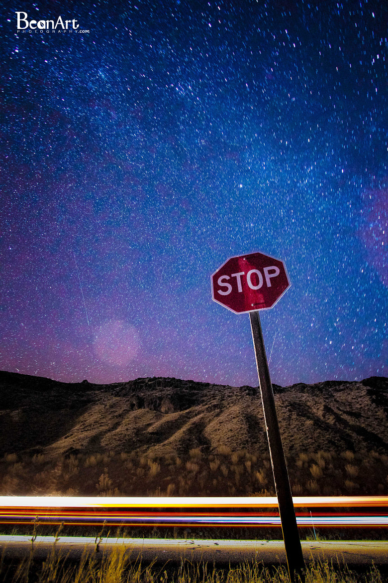 Photograph Stop-n-Stars by Tyler Holbein on 500px