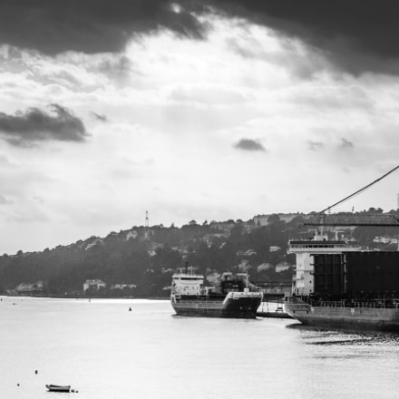 Cork Harbour, Nikon D7000, AF-S Nikkor 50mm f/1.4G
