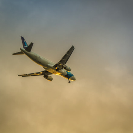 landing approach, Canon EOS 7D, Canon EF-S 55-250mm f/4-5.6 IS