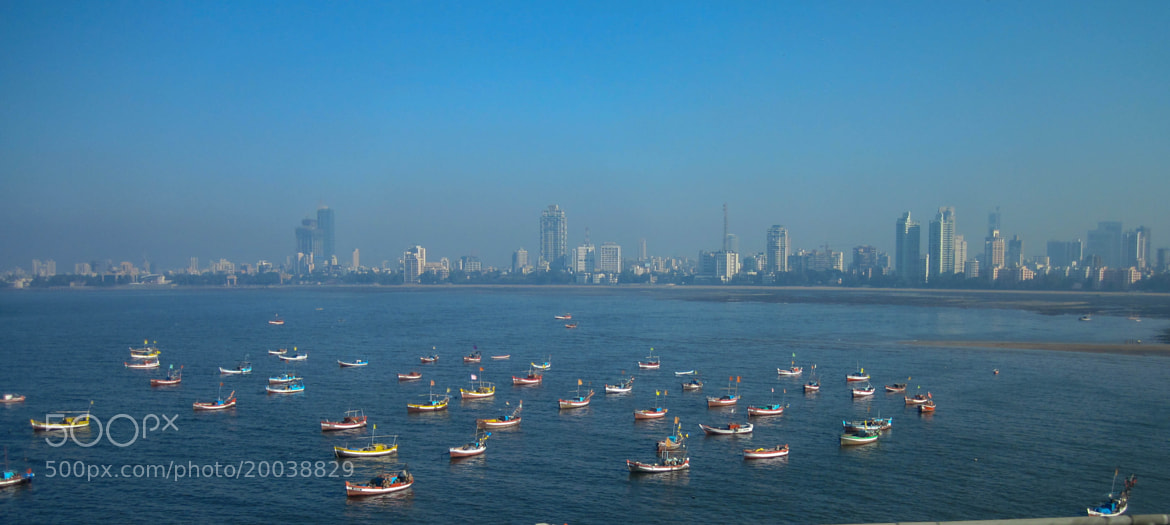 Photograph Bombay by Willa Hu on 500px