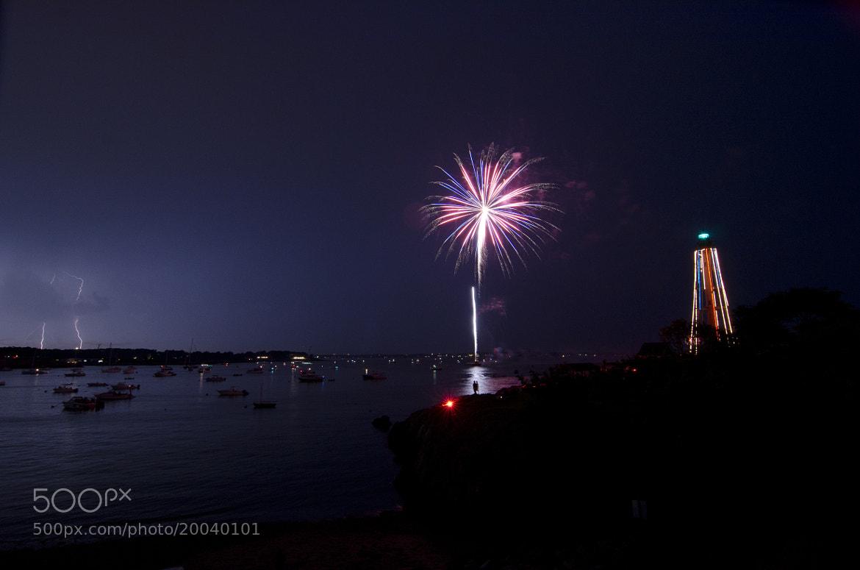 Photograph Fireworks by David Massey on 500px